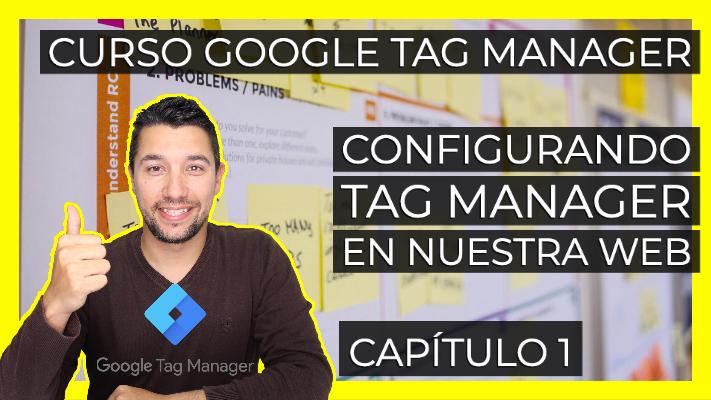 Configurando Google Tag Manager